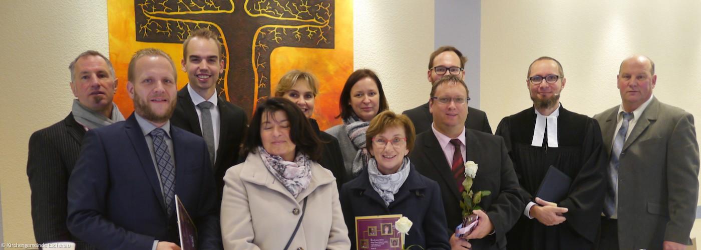 Gruppenbild KV Eschenau
